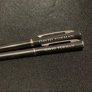 DAVID YURMAN pen